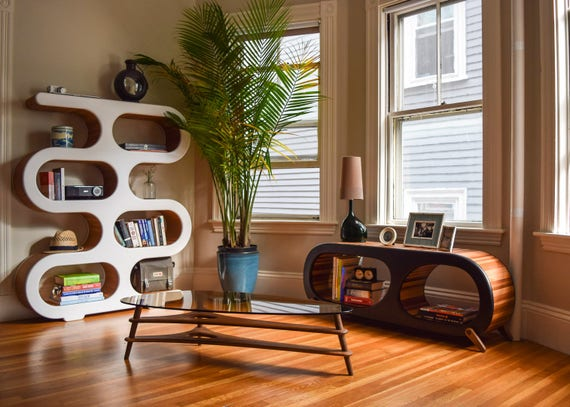 Boekenkast Kast Room Divider Opbergkast