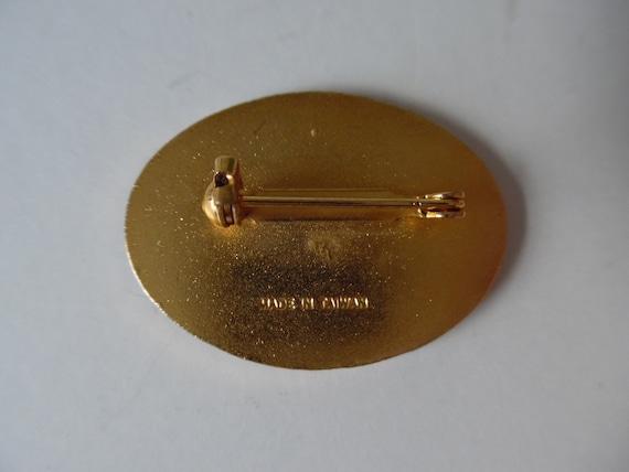 Vintage Floral Pin Vintage Floral brooch Vintage … - image 3