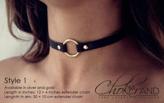 BDSM Day Collar Submissive bdsmcollar for women Slave Day Collar Day Collar discreet day Sub collar collar choker
