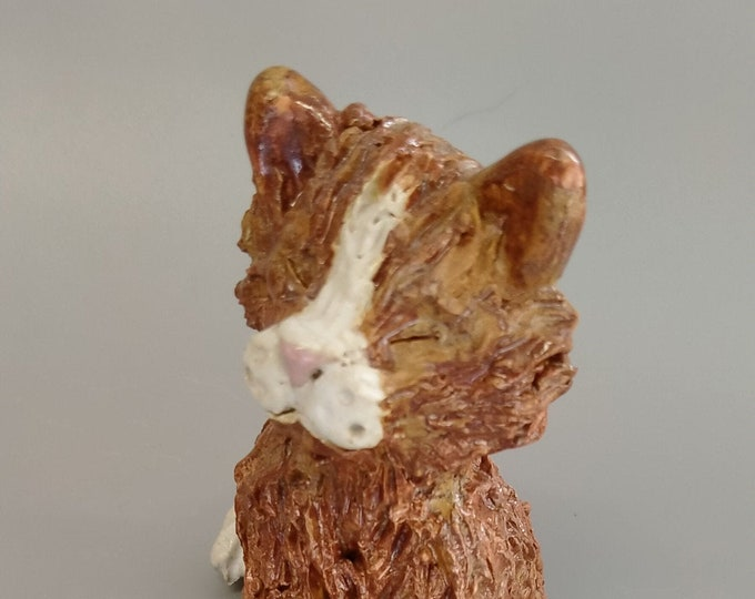 Shaggy Cat - Can be made to order