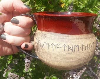 Runic Mug