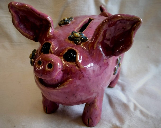 Penny the Money Box Pig
