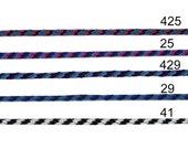 3 16 quot (5mm) Flat Metallic Braid Cord 6037 BR-359