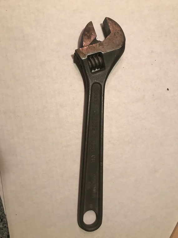 Performance Tool 1404 8 Adjustable Wrench