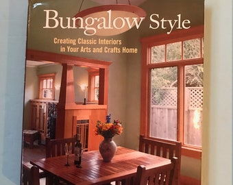 Bungalow Style by Treena Crochet. 2005. Hardcover. 192 pages. #905