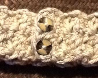 That's What She Sedge Crochet Women's Headband/Earwarmer