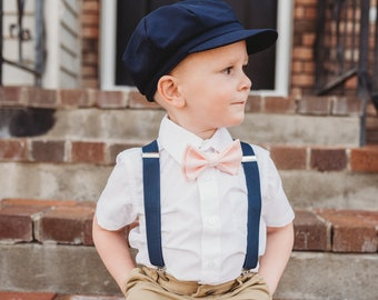 ring bearer outfit navy