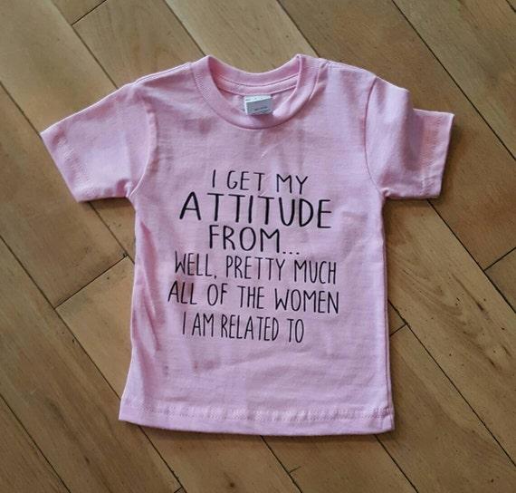 Girls shirt funny shirt Little girls shirts girl clothes I ...
