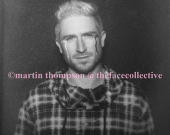 Walk The Moon Numbered Limited Edition Photographic Fine Art Vintage Portrait Exhibition Giclee Photo Print Free Worldwide Shipping