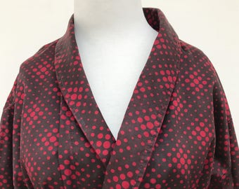 Robe, dressing gown, 60s, house coat