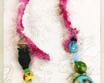 Owls and zebras and beads, oh my!
