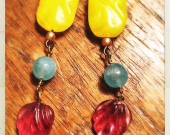 It's a Sunshine Day with these cheery earrings