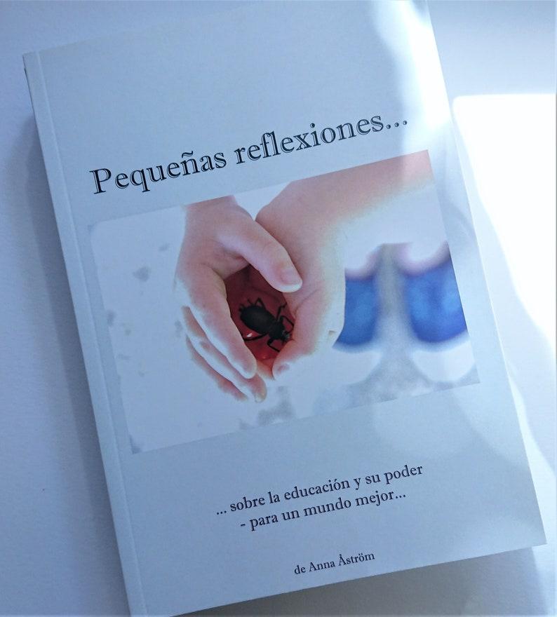 PO Pequeñas reflexiones libro educación infantil ...para un image 0