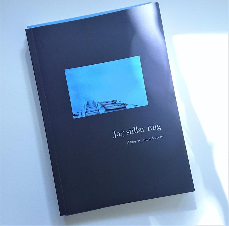 PO Jag stillar mig  dikter av Anna Åström  diktbok image 0