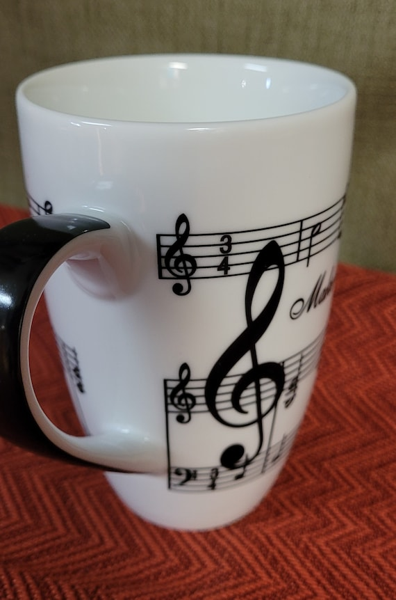Musicians Ceramic Coffee or Tea mug