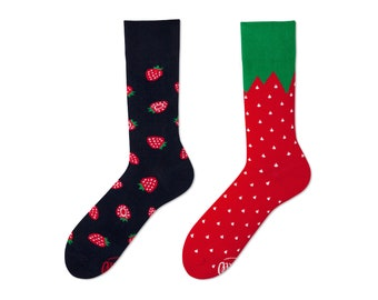 Underwear & Sleepwears Novelty Men Pineapple Fruit Funny Long Socks Women Funky Cartoon Unisex Casual Sock