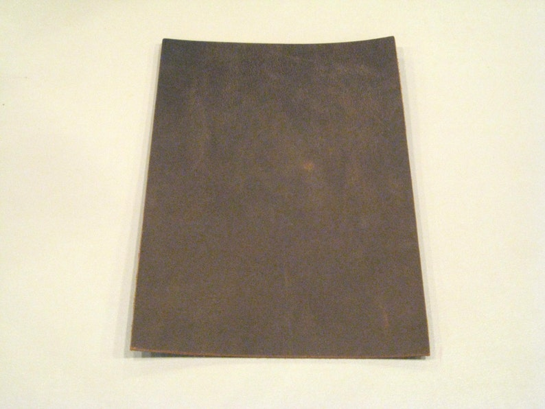 8-10 oz BUFFALO Veg Tan Leather for Belts Holsters Sheaths Bags Western Tack etc
