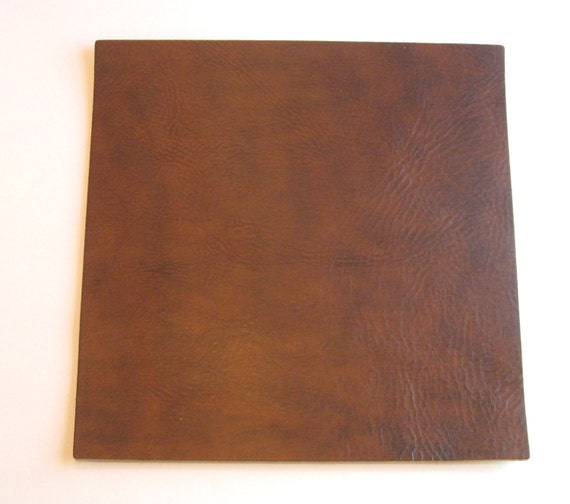 "6/"" x 24/""  3-4 oz Veg Tan Cowhide Tooling Leather for Journal Book Covers Cases"