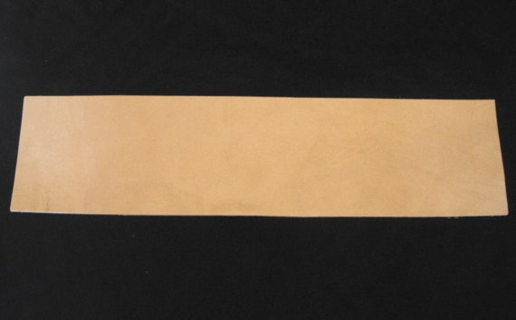 "1st 16/"" x 9/"" Vegetable Tanned Cowhide 5 to 6 oz Qlty Tooling Leather Piece"