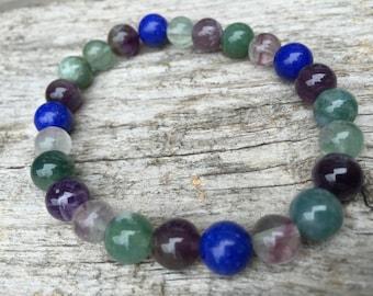 Immune Support Healing Gemstone Bracelet