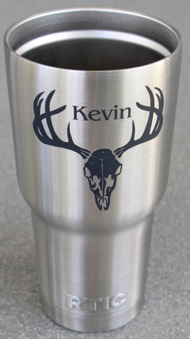 30 oz RTIC Custom Engraving Stainless Steel image 0