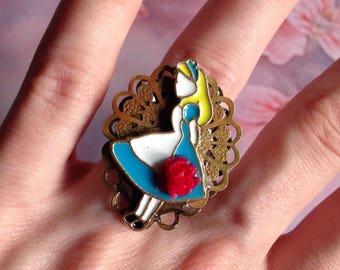 Ring Alice the Wonderland
