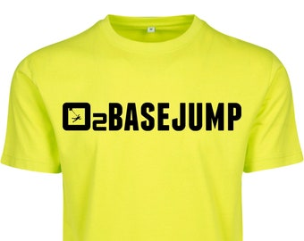 Iced Yellow T-shirt - Basejump - Men