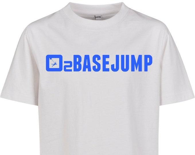 KIDZ - basejump T-shirt - White