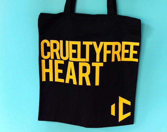 CRUELTYFREE HEART Totebag