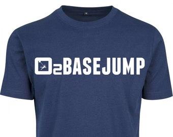 Night blue T-shirt - Basejump - Men