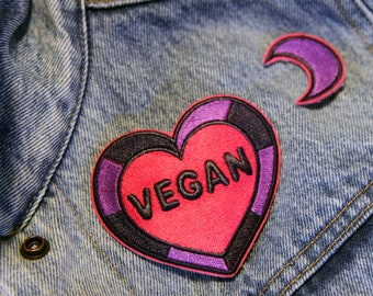 Magic Jewels - Vegan Heart - Moon Patches