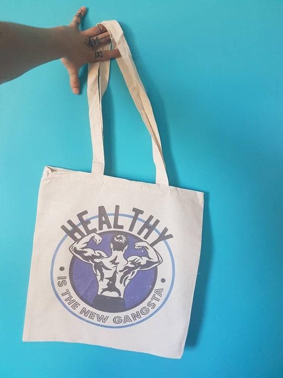 Heathly Tote bag