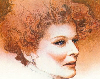 Katharine Hepburn, Drawing Pencil, Hepburn Katharine, Portrait Drawing, TV Guide, Guide TV, Katharine TV, Hepburn Tv, Home Theater Artwork