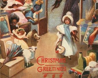 Toy Shop, Christmas Card, Card Shop, Christmas Shop, Christmas Toy Shop, Christmas Card Shop, Shop Card, Toy Shop Christmas, Toy Card, Tuck