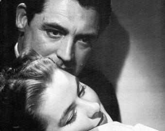 Ingrid Bergman, Cary Grant, Ingrid Bergman Cary Grant, Ingrid Bergman Notorius, Cary Grant Ingrid Bergman, Bergman Ingrid, Grant Cary