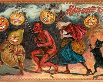 Tuck Halloween Parade, Cat Parade, Halloween Cat, Witch Cat, Parade Halloween, Halloween Witch, Cat Halloween, Cat Witch, Witch Halloween