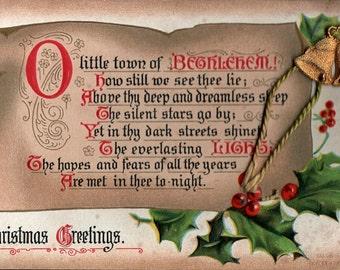 Little Town Of Bethlehem, Town Of Bethlehem, Little Town, Bethlehem Town, Little Bethlehem, Bethlehem Little Town, Little Town Bethlehem