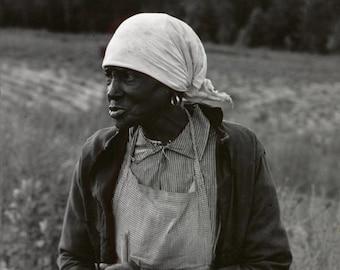 Dorothea Lange, Ex Slave, With Long Memory, Prints, Alabama, 1938, Great Depression Photos, Farm Security Administration, Lange Photographs