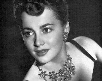 Olivia De Havilland, Art Print, Old Hollywood, Giclee Print, Hollywood Glamour, Home Theater Art, Hollywood Regency, Hollywood Decor, Print