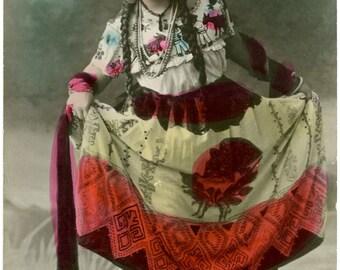 Spanish Dancer Print, Spanish Style, Gypsy Decor, Bohemian, Boho Chic, Bohemian Decor, Dorm Decor, Gypsy Soul, Bohemian Gypsy, Spanish Decor
