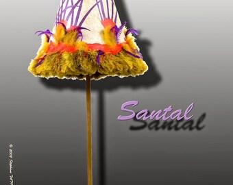 SANDALWOOD bedside lamp