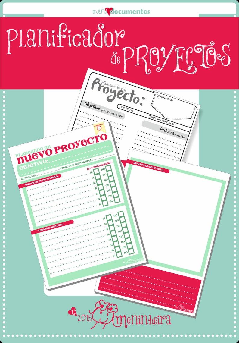 Planificador de proyectos image 0