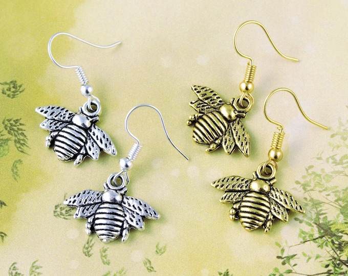 Simple Charm Earrings