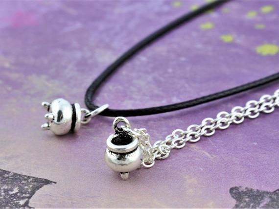 Kleine perle anhänger charme schwarz choker halskette kette damen schmuck dekor.