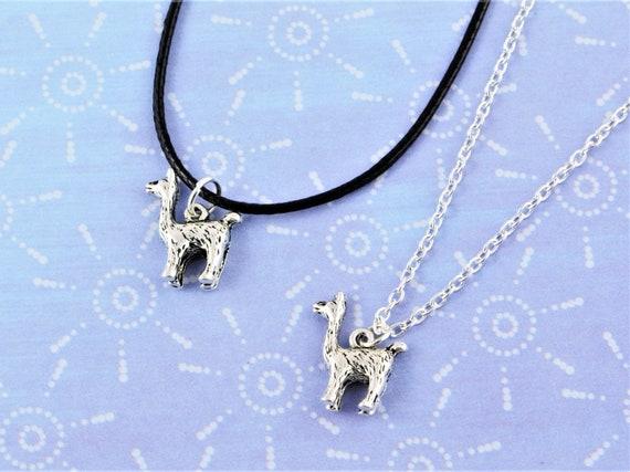 Something Blue 925 plata cadena novia joyas para la boda con grabado cadena de nombres