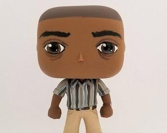 "Custom Funko Pop Burton ""Gus"" Guster"