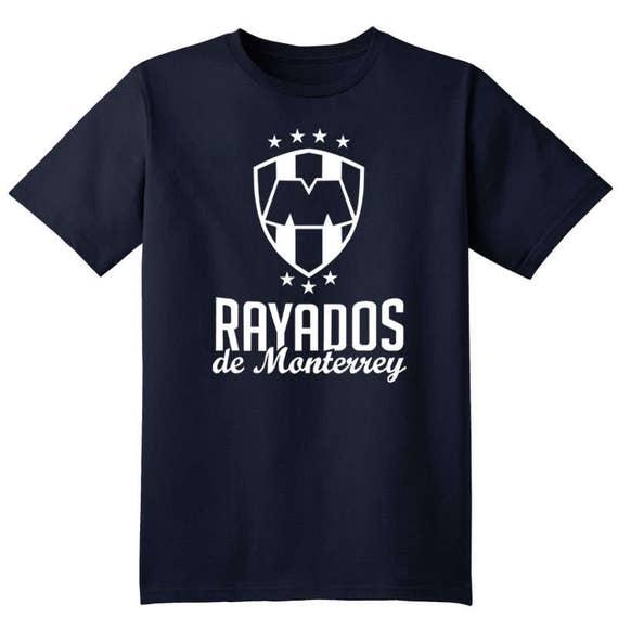 dc417950c167c Rayados Monterrey T Shirt Futbol Soccer Mexico Playera