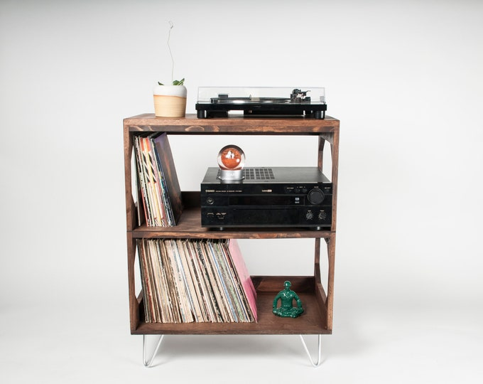 Double Trouble: The Two and Three-Row Vinyl Storage Shelf