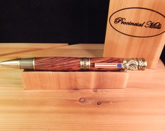 Patriot Ballpoint with Cocobolo #BP00282