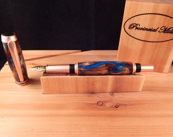 Baron Fountain Pen with Kings Ransom Acrylic #FP10153